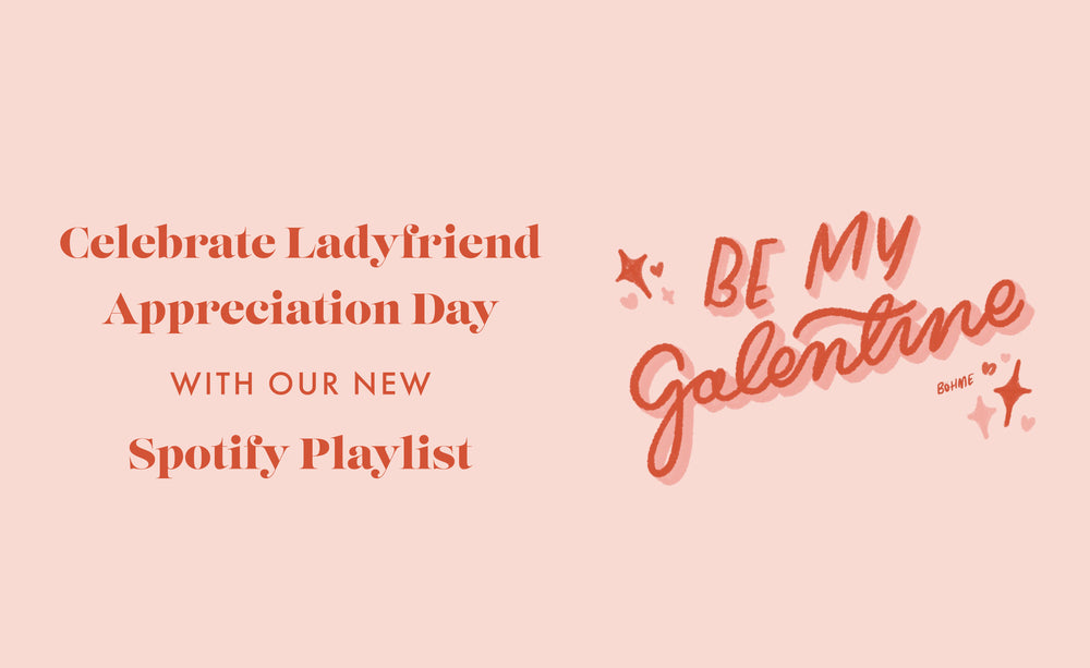 Galentine's Day Playlist