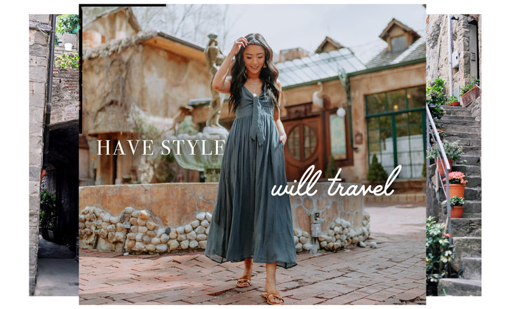 Have Style // Will Travel