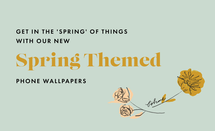Ring In Spring With Pretty Phone Wallpapers!