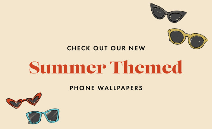 Savor Summer With New Phone Wallpapers!