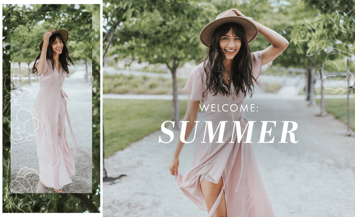 Welcome: Summer