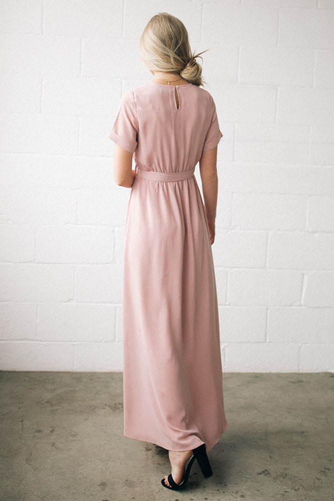 Bridesmaid Dress Bohme