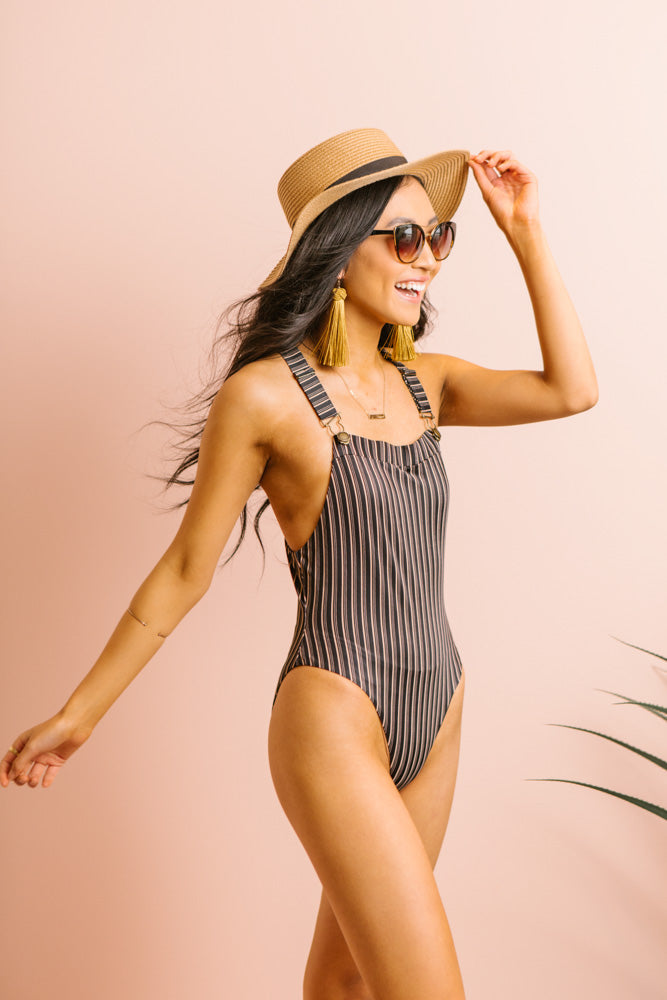 Striped Swimsuits Bohme