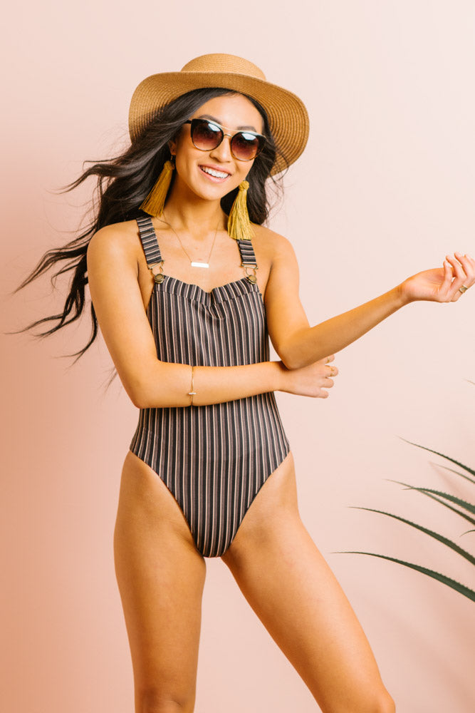Overall Swimsuit Bohme