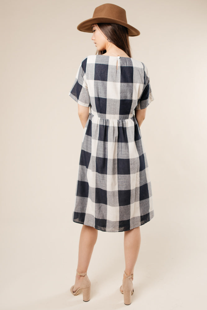 knee length dress bohme