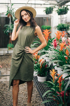 green dress bohme