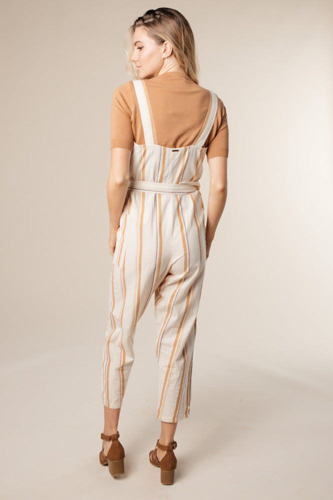 sleeveless jumpsuit bohme