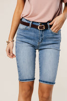denim shorts bohme