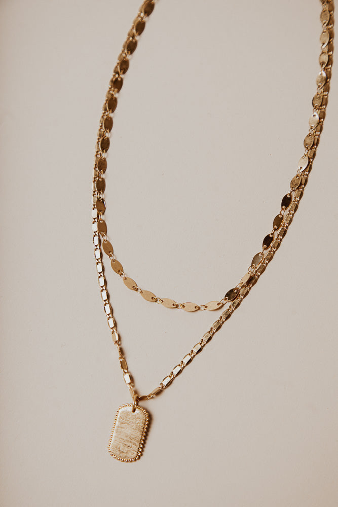 Rina Layered Necklace
