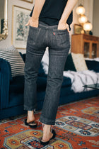 Black Denim Bohme