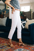 Bohme White Denim