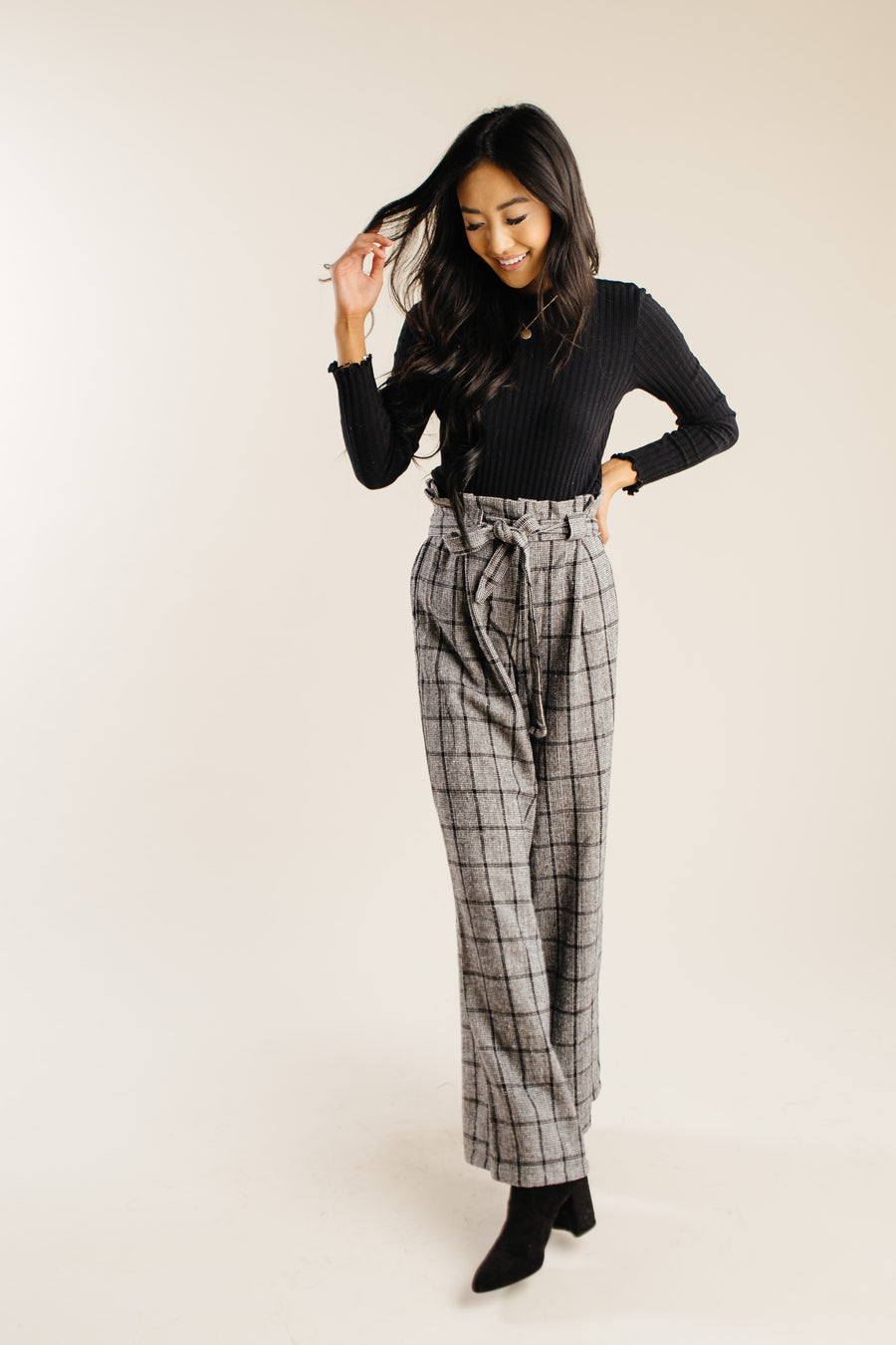 Plaid Pants Bohme