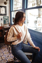 Emma Speckled Sweater
