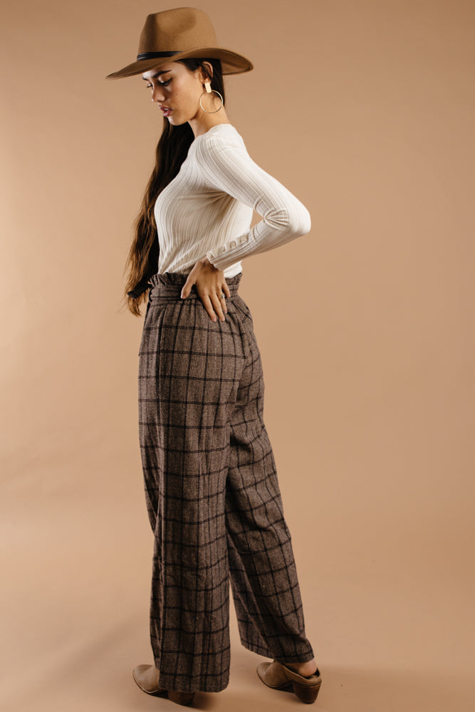 high rise pants bohme