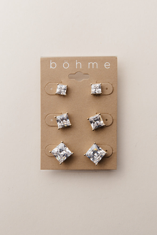 Diamonds in the Rough Stud Set - Bohme