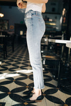 KanCan Skinny Bottoms Denim - Bohme