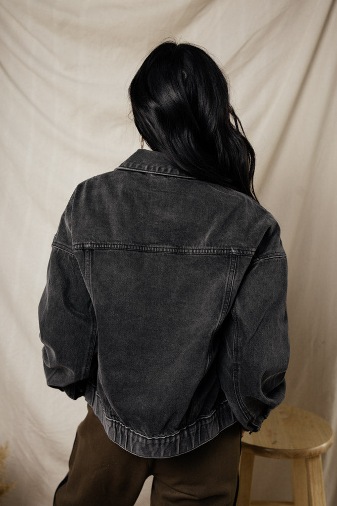 Harvey Denim Jacket