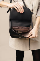 Dawson Mini Shoulder Bag in Black - Bohme