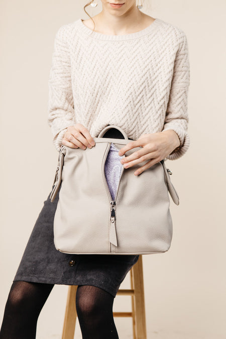 Thoma Backpack in Grey