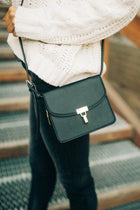 Liliana Shoulder Bag in Black - Bohme