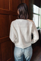 Alana Button Front Cardigan - FINAL SALE