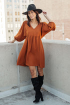 Liana Flowy Dress
