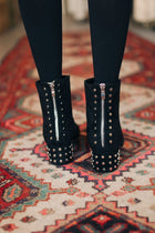 Bohme Studded Booties