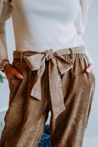 Trudy Soft Bottoms in Camel