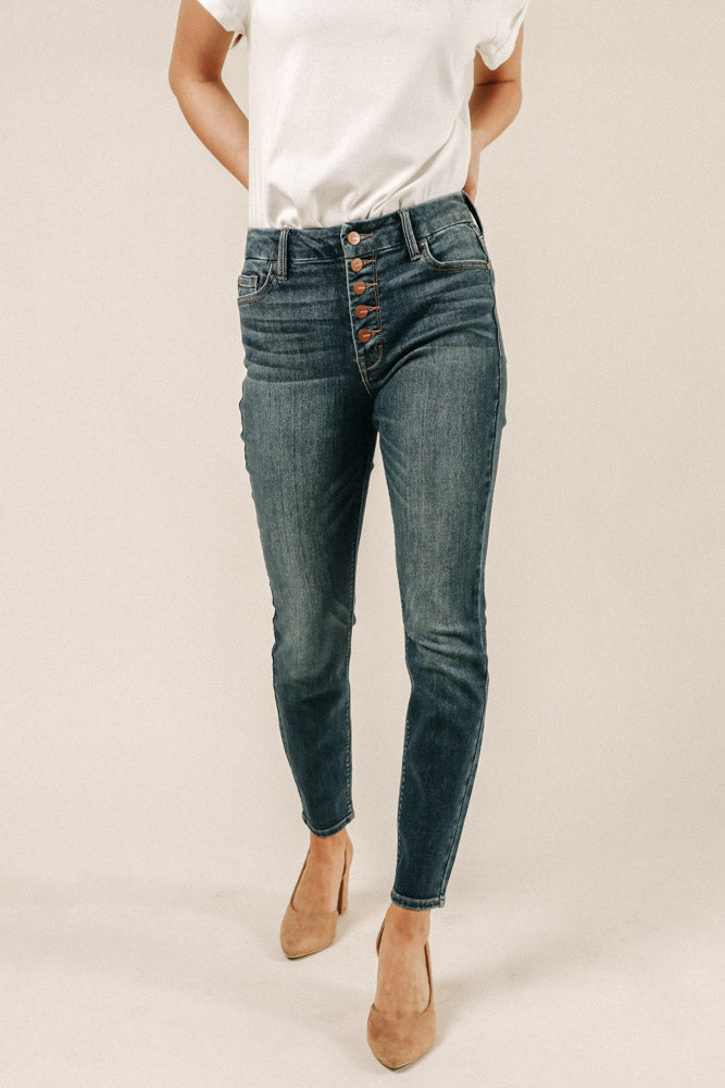 Bohme Button Fly Denim