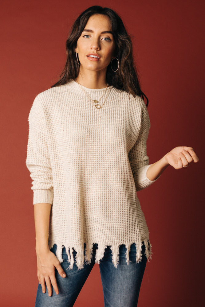 Cropped Sweater Bohme