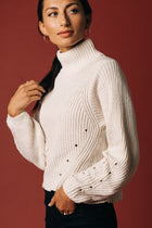 Luxem Sweater in Oatmeal