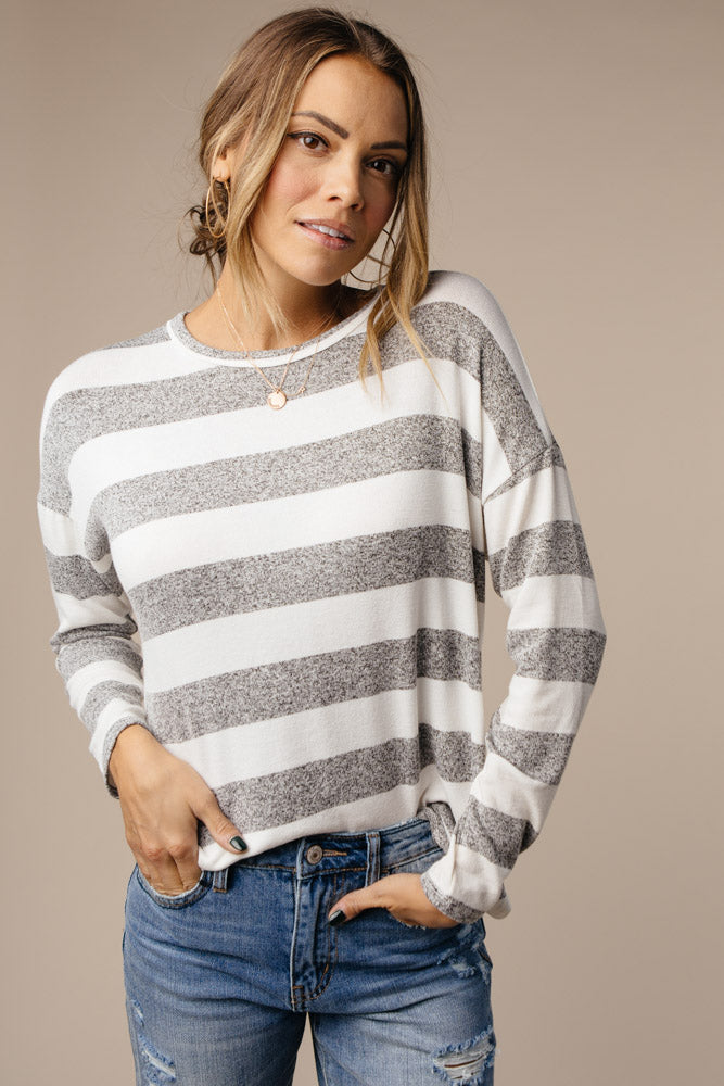 Striped Top Bohme