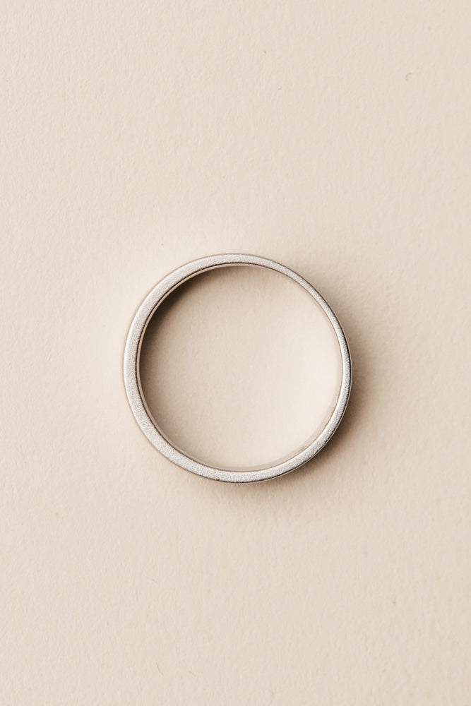 Silver Ring Bohme