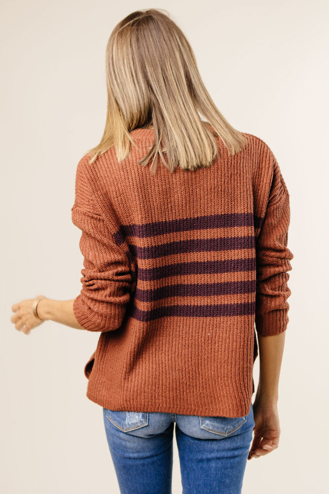 knit sweater bohme