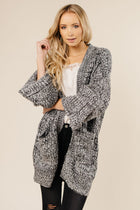 wide sleeve cardigan bohme