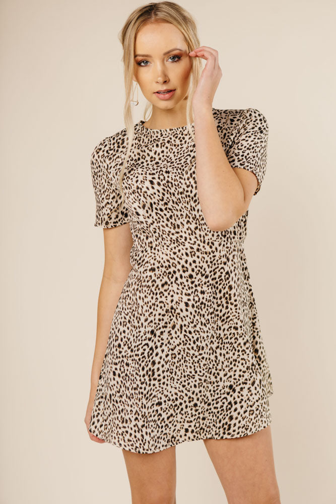 Leopard Dress Bohme