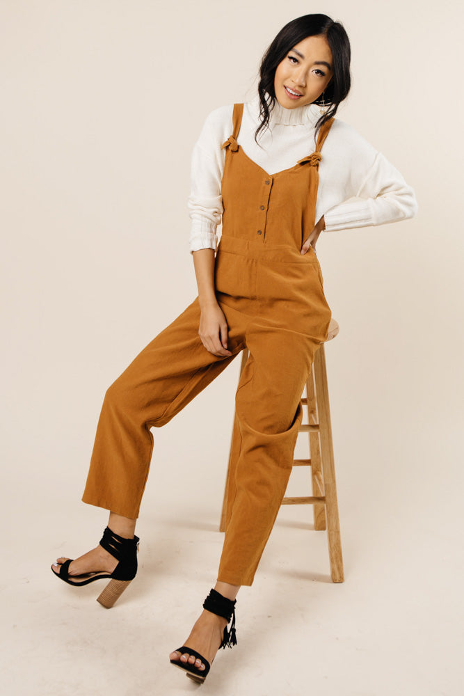 Overall Jumpsuit Bohme