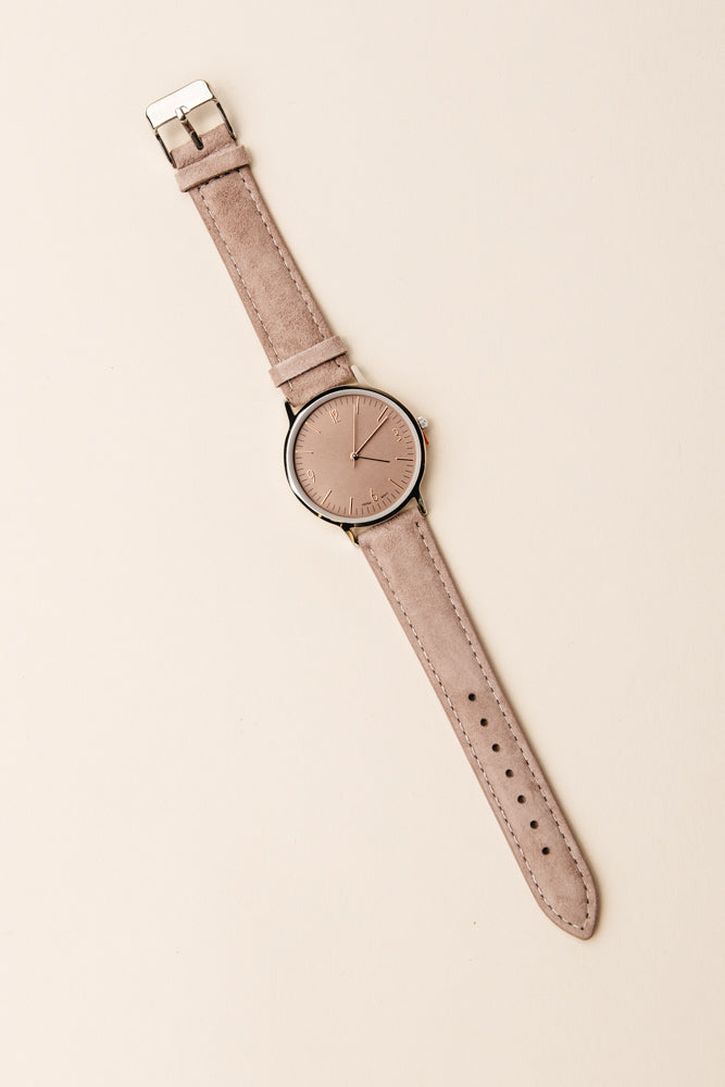 Sophisticated Lady Mauve Watch