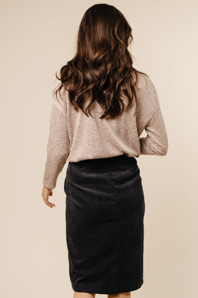 Pocket Skirt Bohme