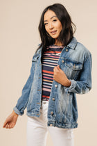 Denim Jacket Bohme