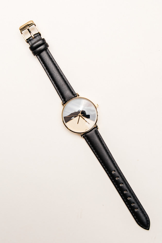 leather watch bohme
