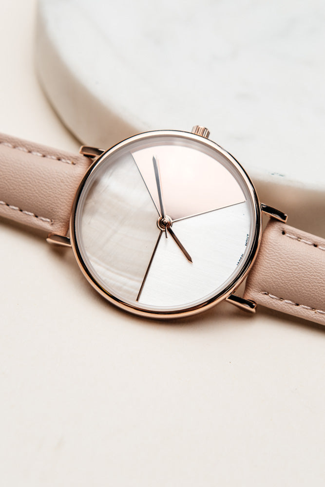 Dali Watch in Blush