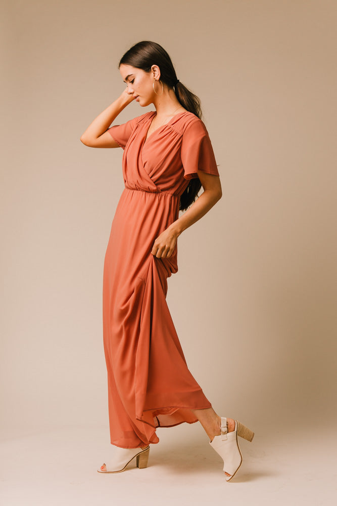 maxi dress bohme
