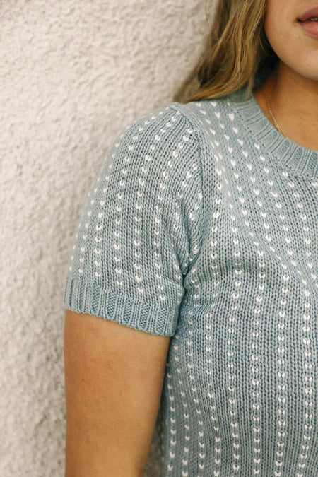 Stitched Detail Sweater