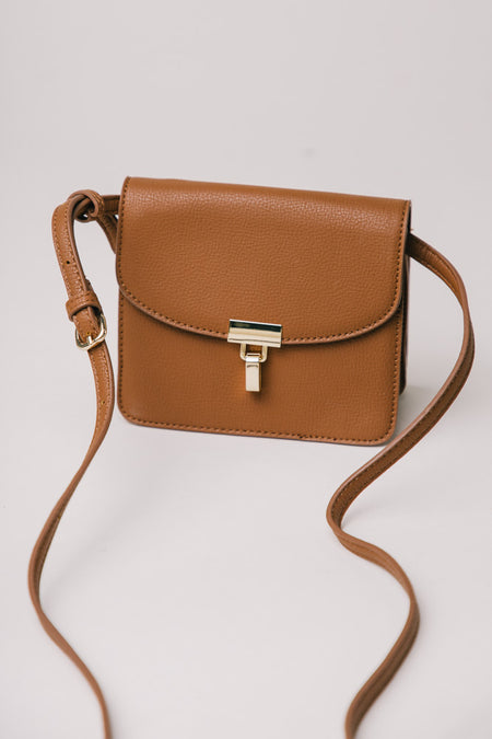 Liliana Shoulder Bag in Tan