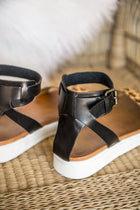 MIA Buckle Sandals