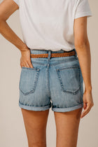 Sophie High Rise Shorts