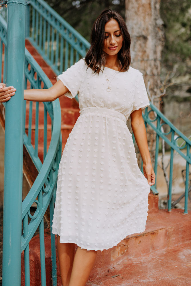 Quigley Polka Dot Dress