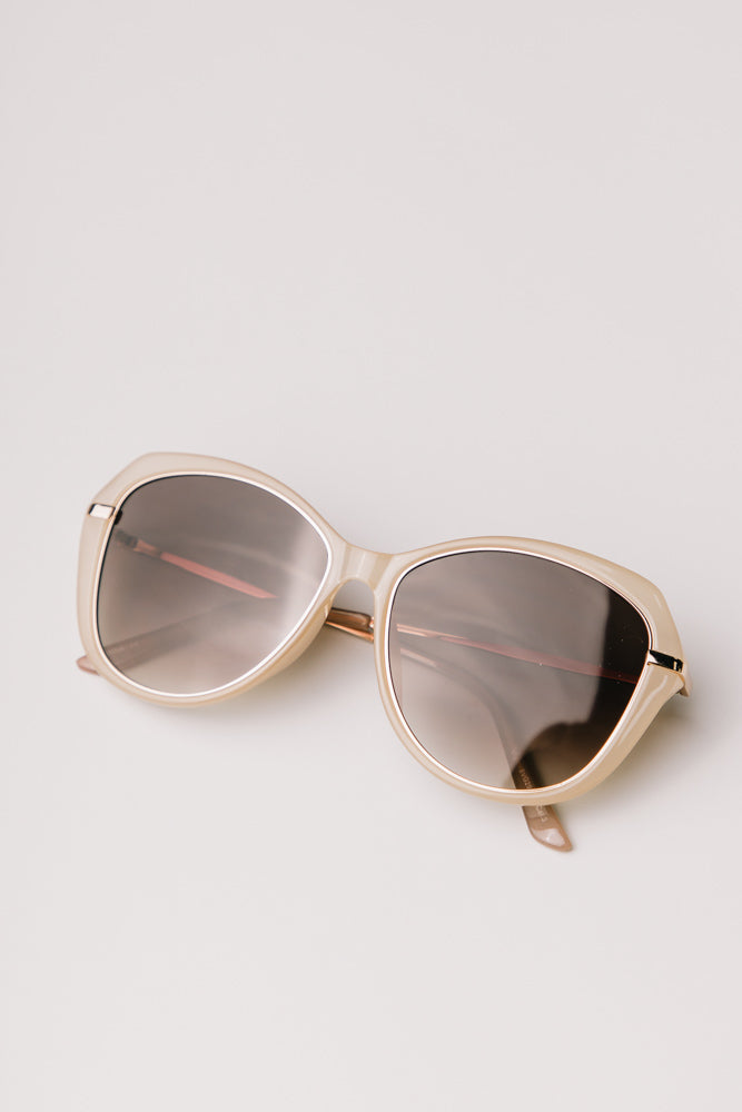 tan sunglasses bohme
