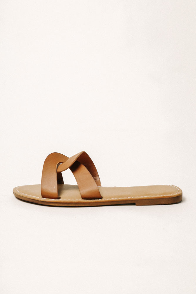 Mila Twisted Sandal